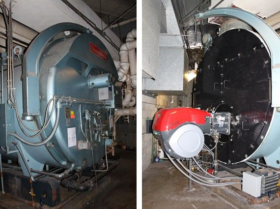 Boiler and Burner Service Illinois