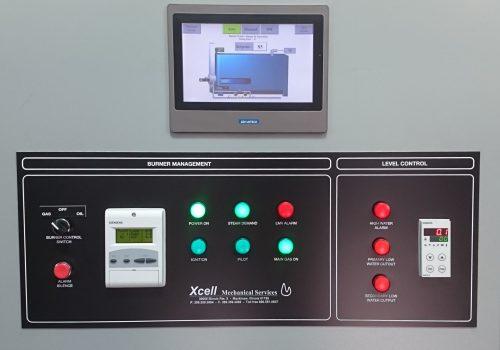 Combustion Equipment & Controls