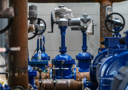 Industrial Boilers After a Boiler Installation in Illinois