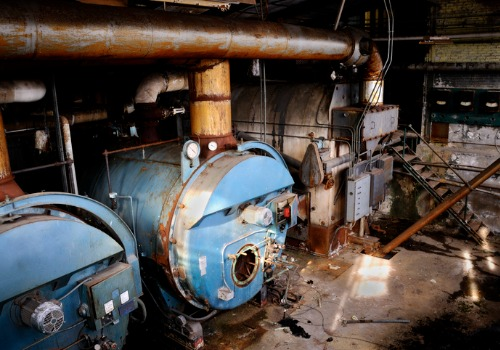 Equipment in Need of Boiler Services in IL