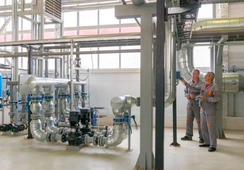 Commercial Heating Service Illinois